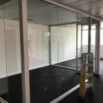 Office Glass Installed