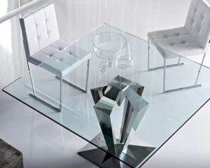 Glass Table Top Finishing